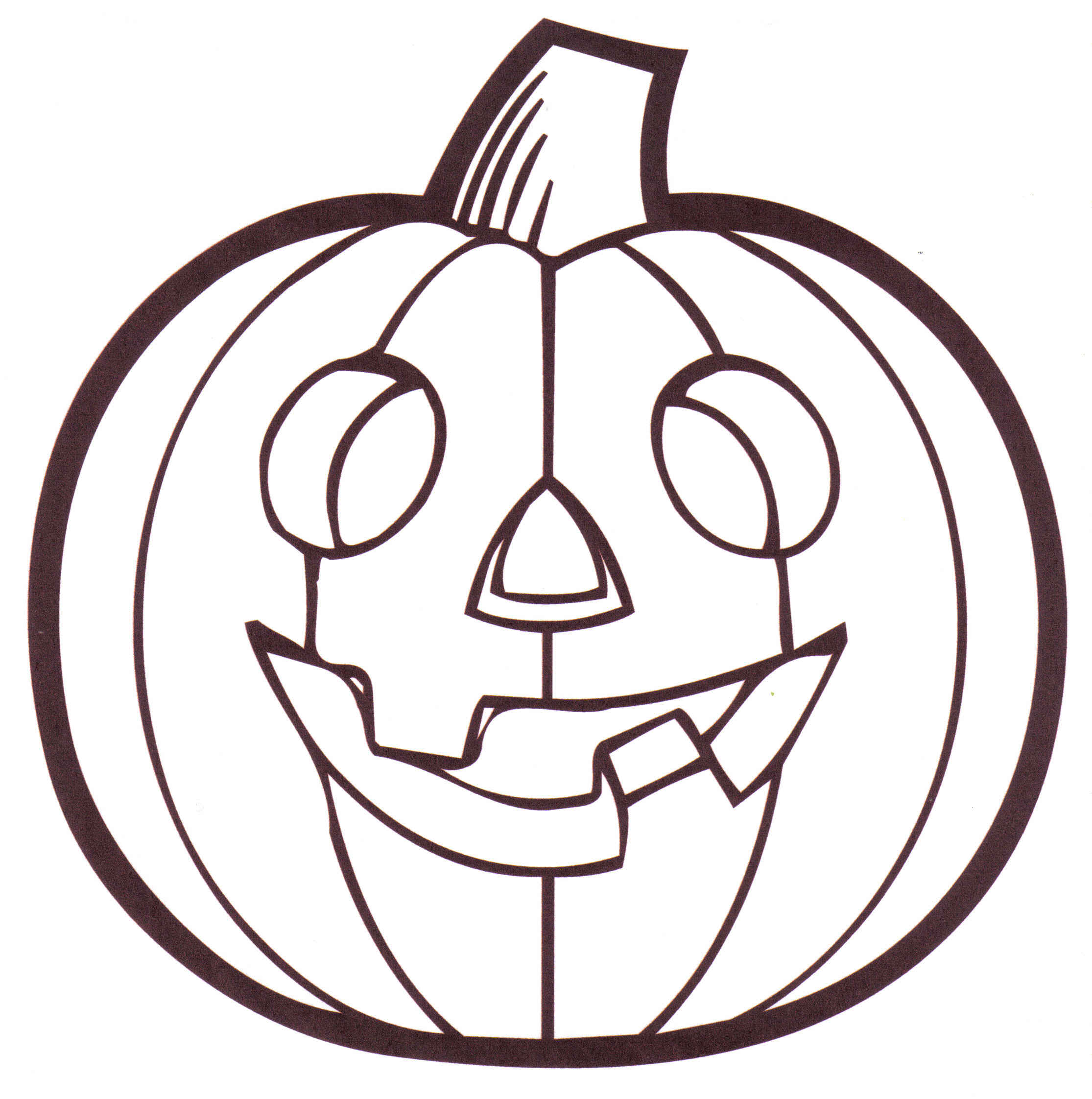 Free line drawing download. Pumpkin clipart printable