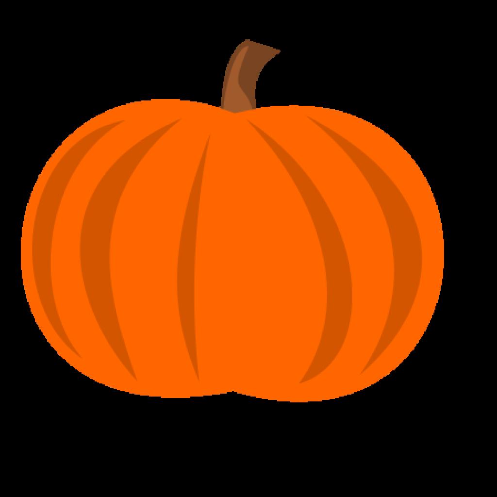 clipart pumpkin snowman