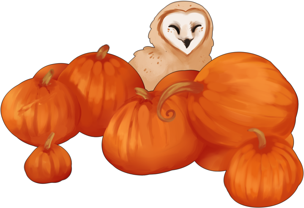 The great harvest closed. Clipart pumpkin stack