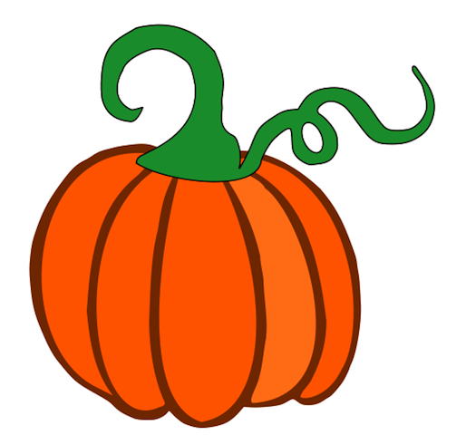 Pumpkin clipart stem. Cliparting com