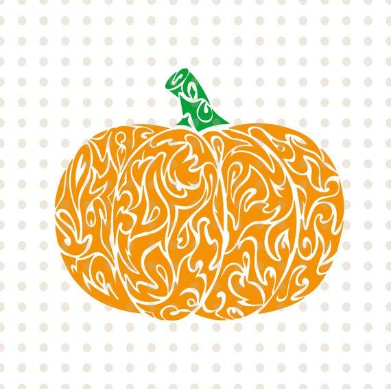 Svg swirly file halloween. Clipart pumpkin swirl