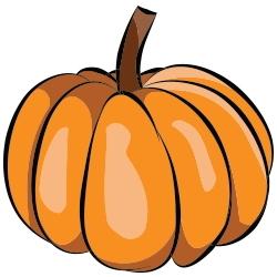 Clipart pumpkin thanksgiving. Fall clip art free