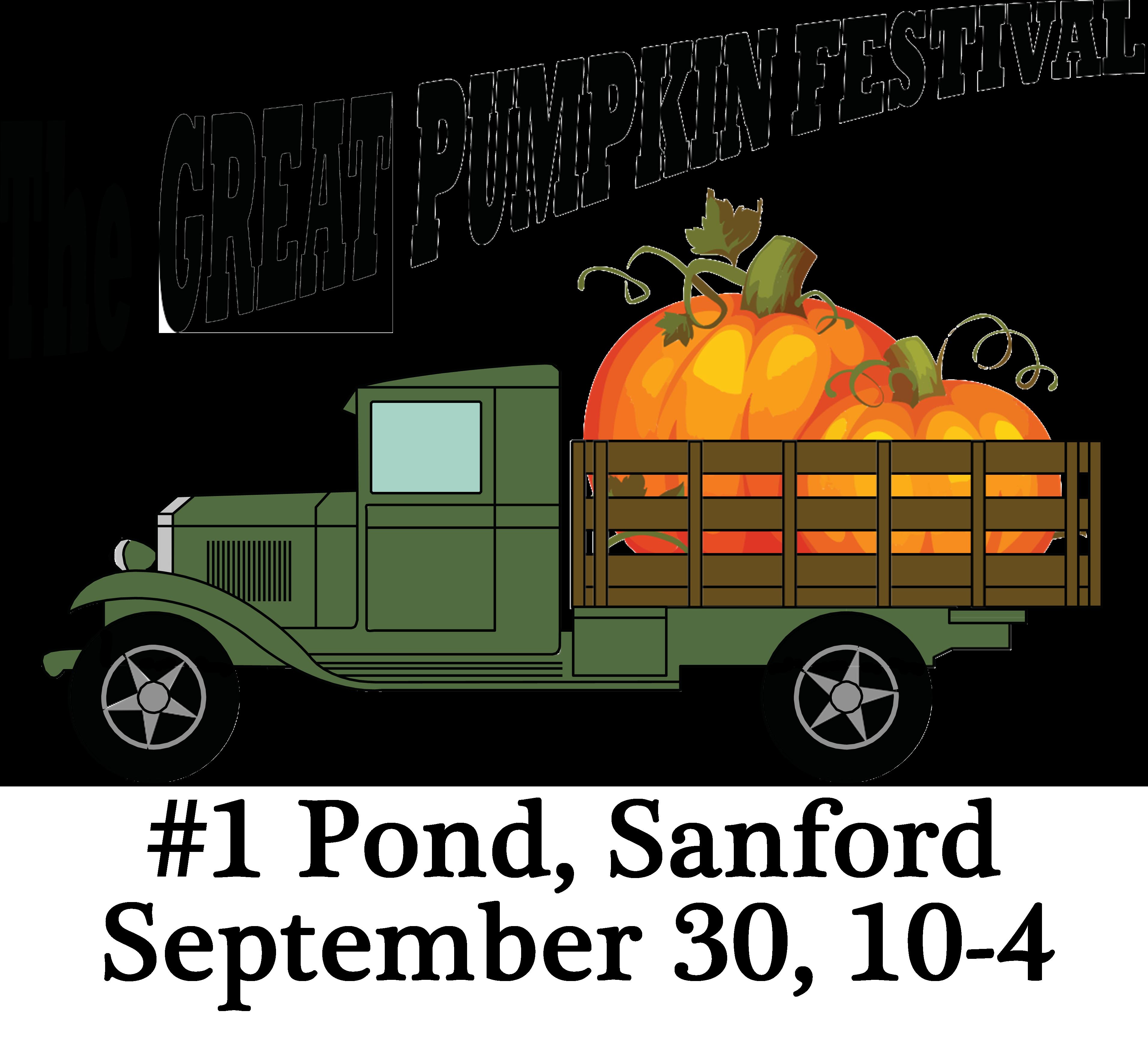 Pumpkin clipart truck. Sanford economic development maine