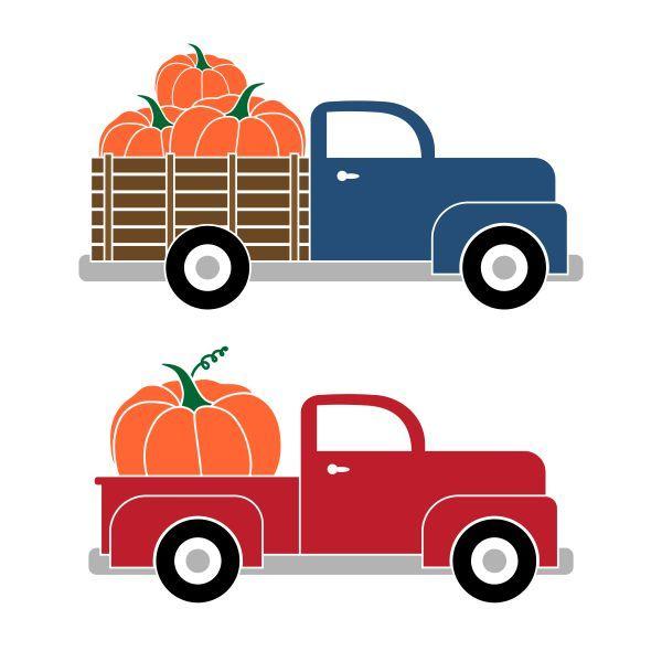 Pin on thanksgiving . Pumpkin clipart truck