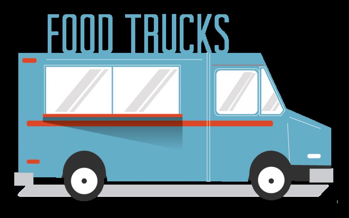Pumpkin clipart truck. Mobile food unit cart