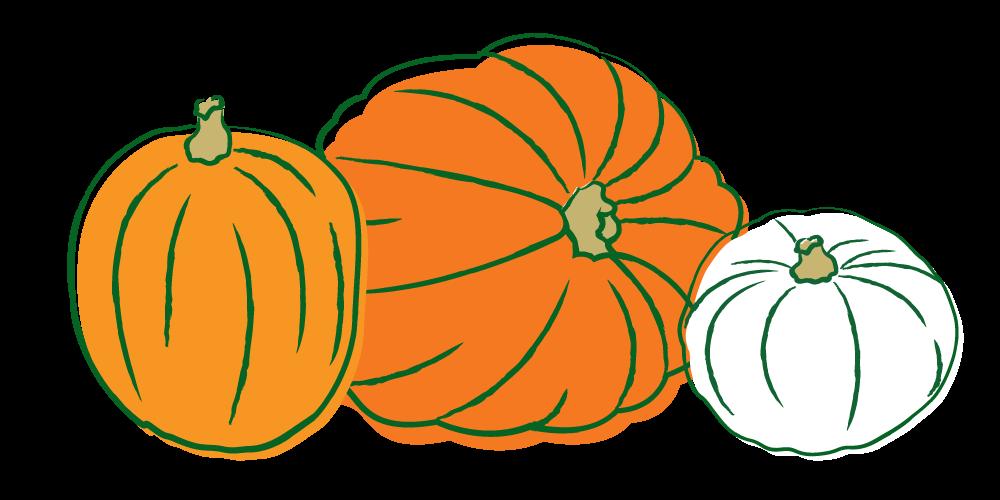 Clipart pumpkin vector. Plain clip art online