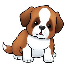 Clipart puppy 2 puppy. Pictures of cute cartoon