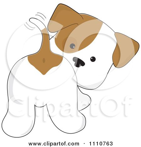 Beagle clipart adorable puppy. Cute cartoon dogs clip
