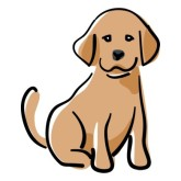 Clipart puppy. Panda free images pupclipart