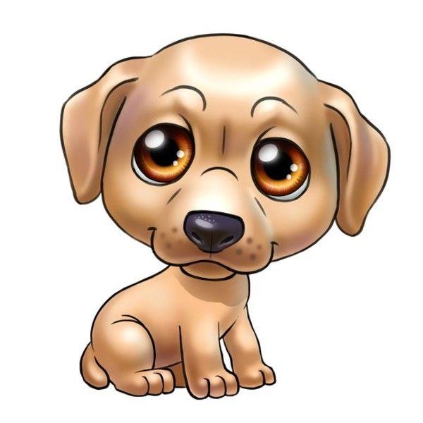 Pin by ela on. Clipart puppy big eye