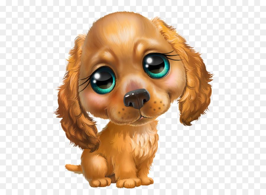 Shiba inu cartoon dog. Clipart puppy big eye