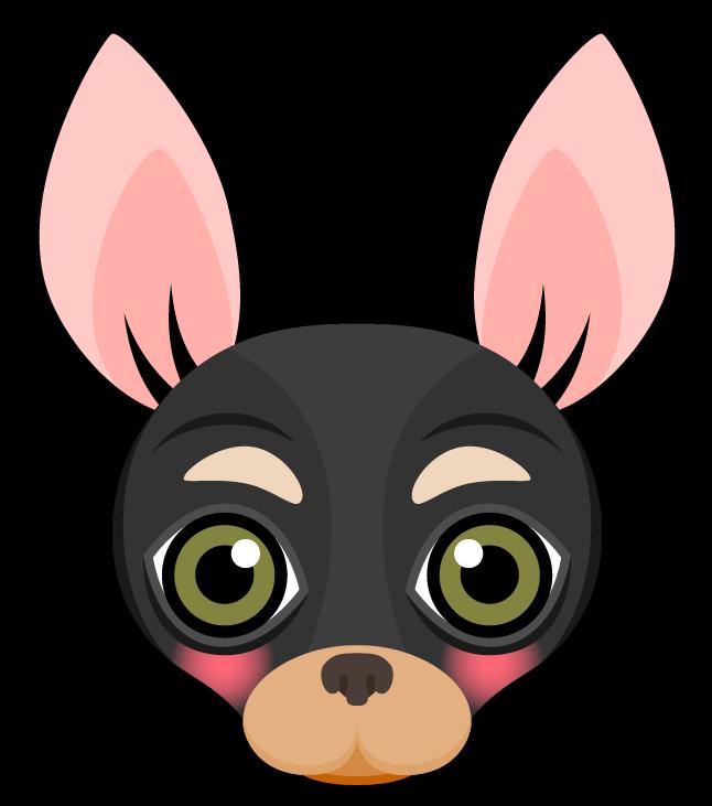 Clipart puppy emoji, Clipart puppy emoji Transparent FREE