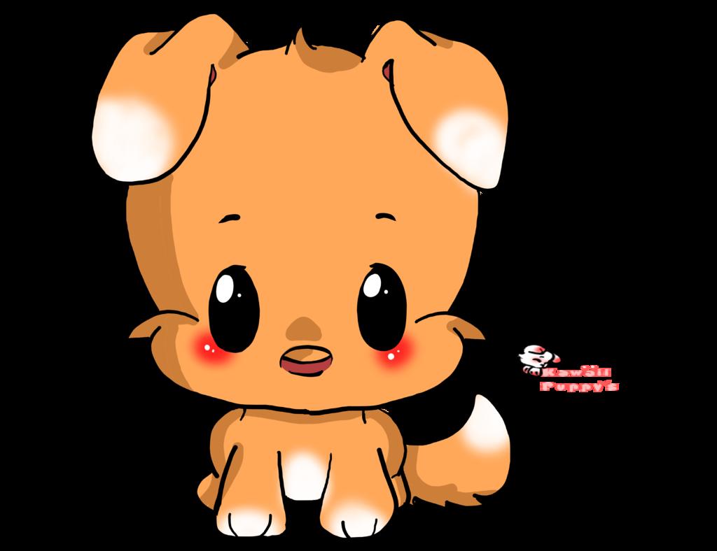 Kawaii clipart puppy. Drawing at getdrawings com