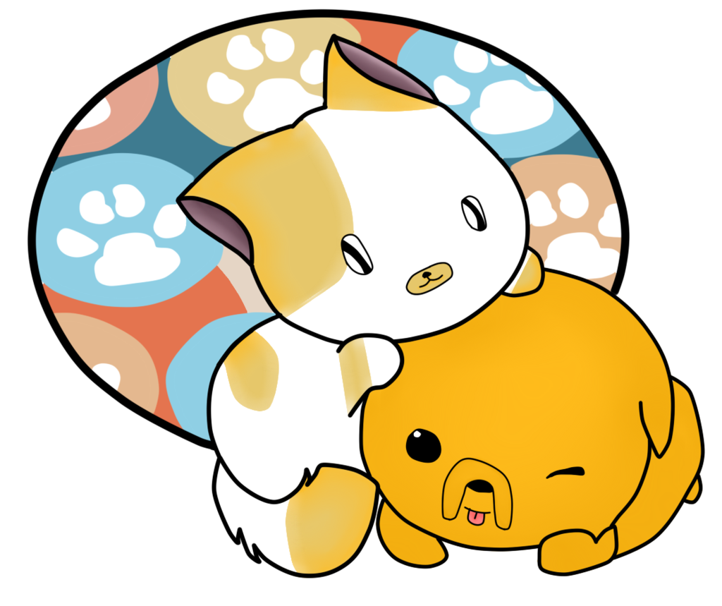 kitten clipart puppy