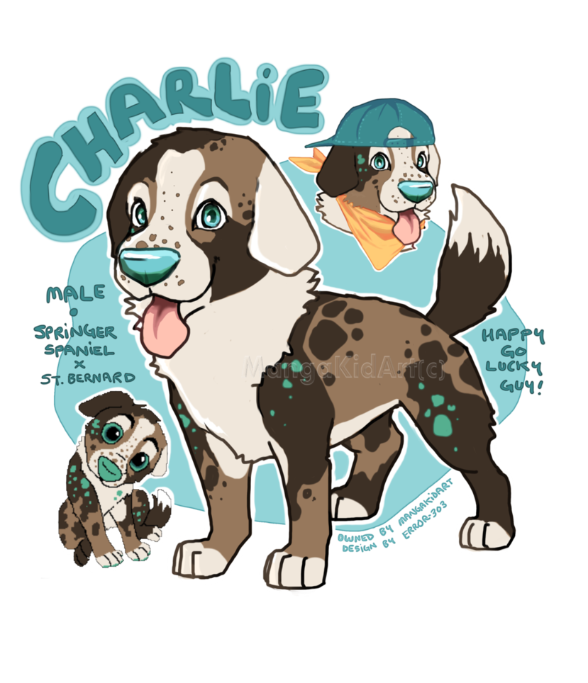 Clipart puppy litter puppy. Charlie litters open by