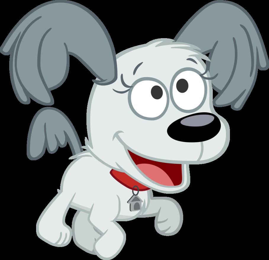 clipart puppy pound puppy