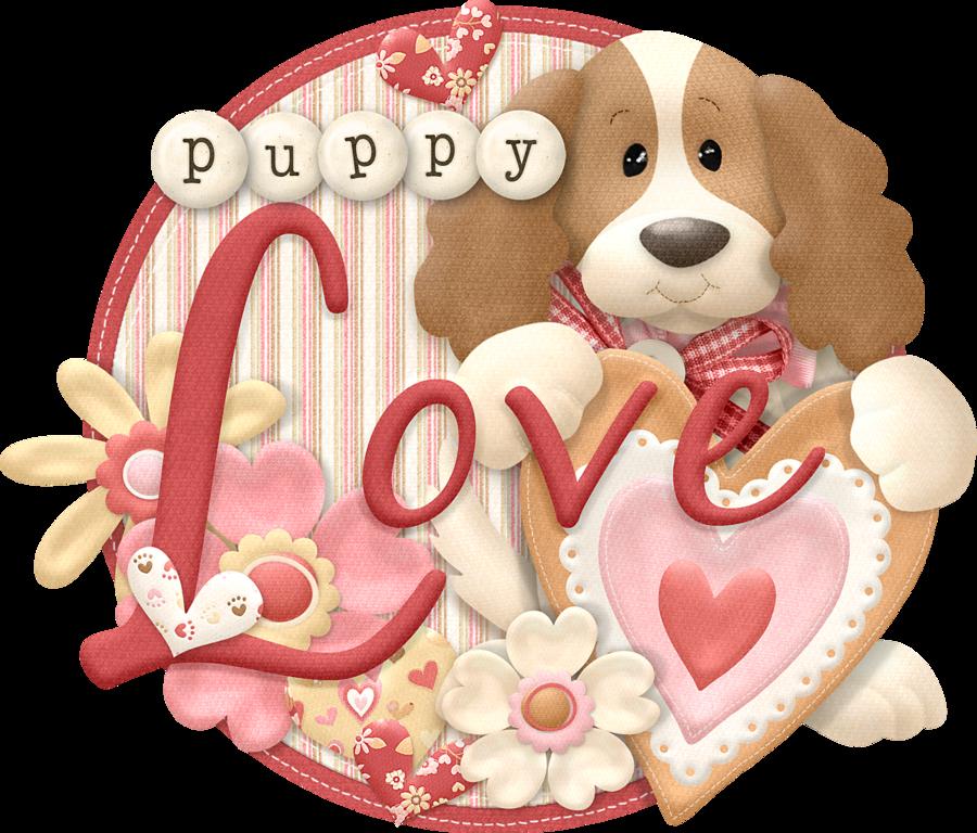 Sgblogosfera mar a jos. Clipart puppy puppy love