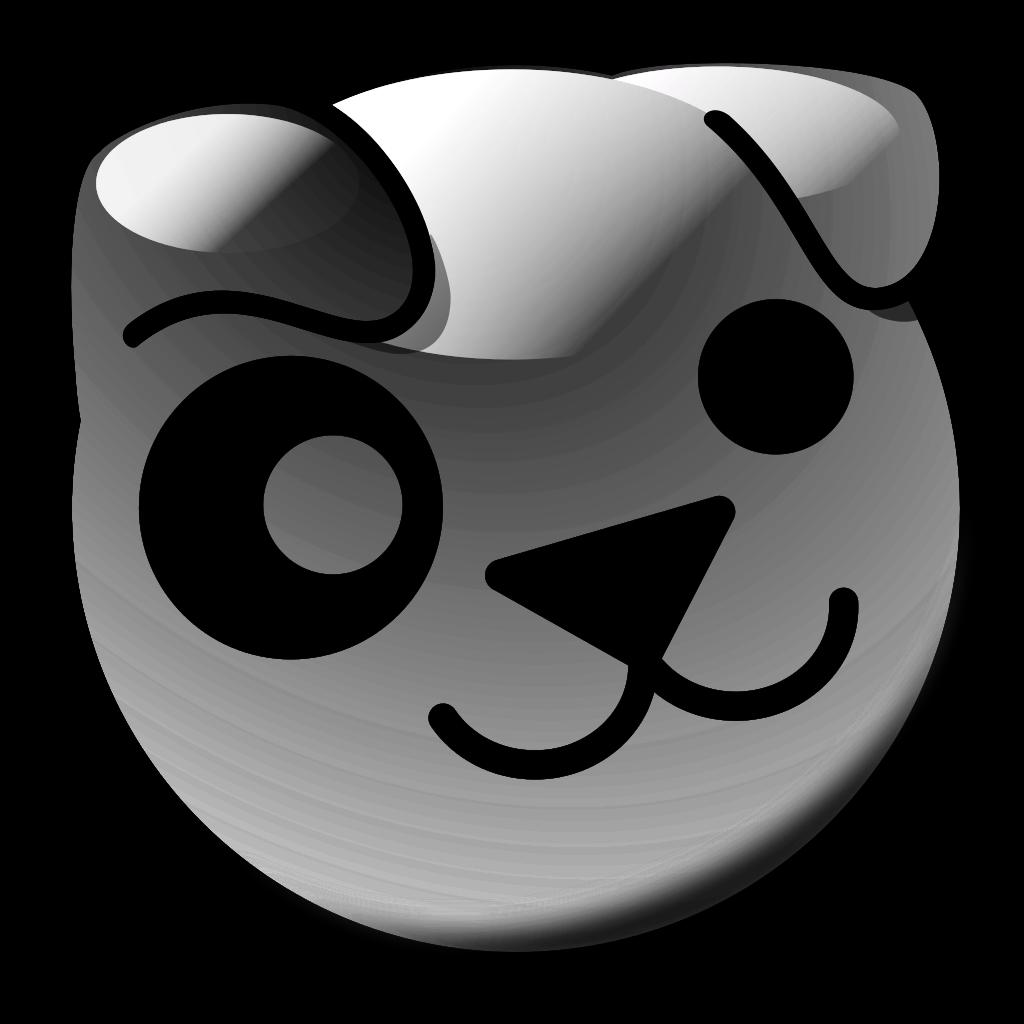 File logo wikipedia filepuppy. Clipart puppy svg