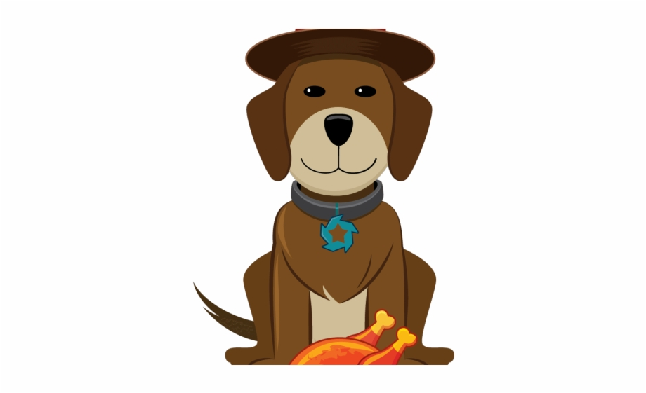 Yorkie poo dog free. Clipart puppy thanksgiving
