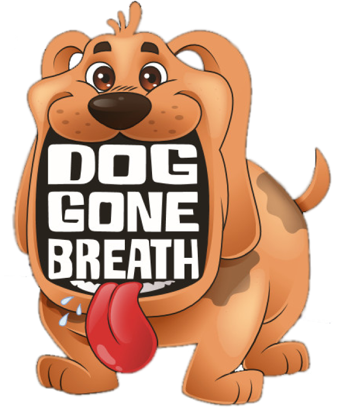 Dog gone breath works. Clipart puppy valentines day