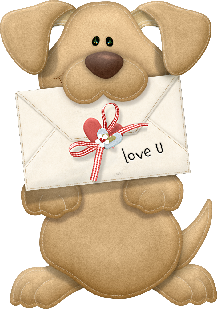 Clipart puppy valentines day.  furry friends pinterest