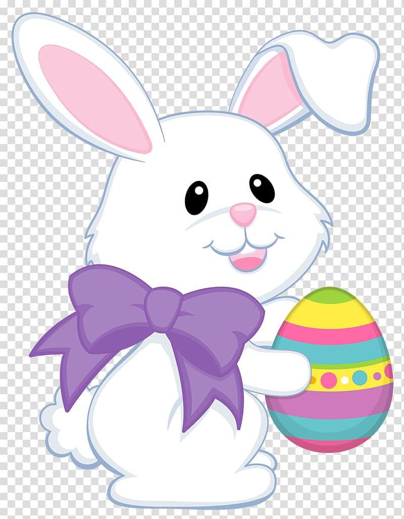 Egg cute transparent . Clipart rabbit easter bunny