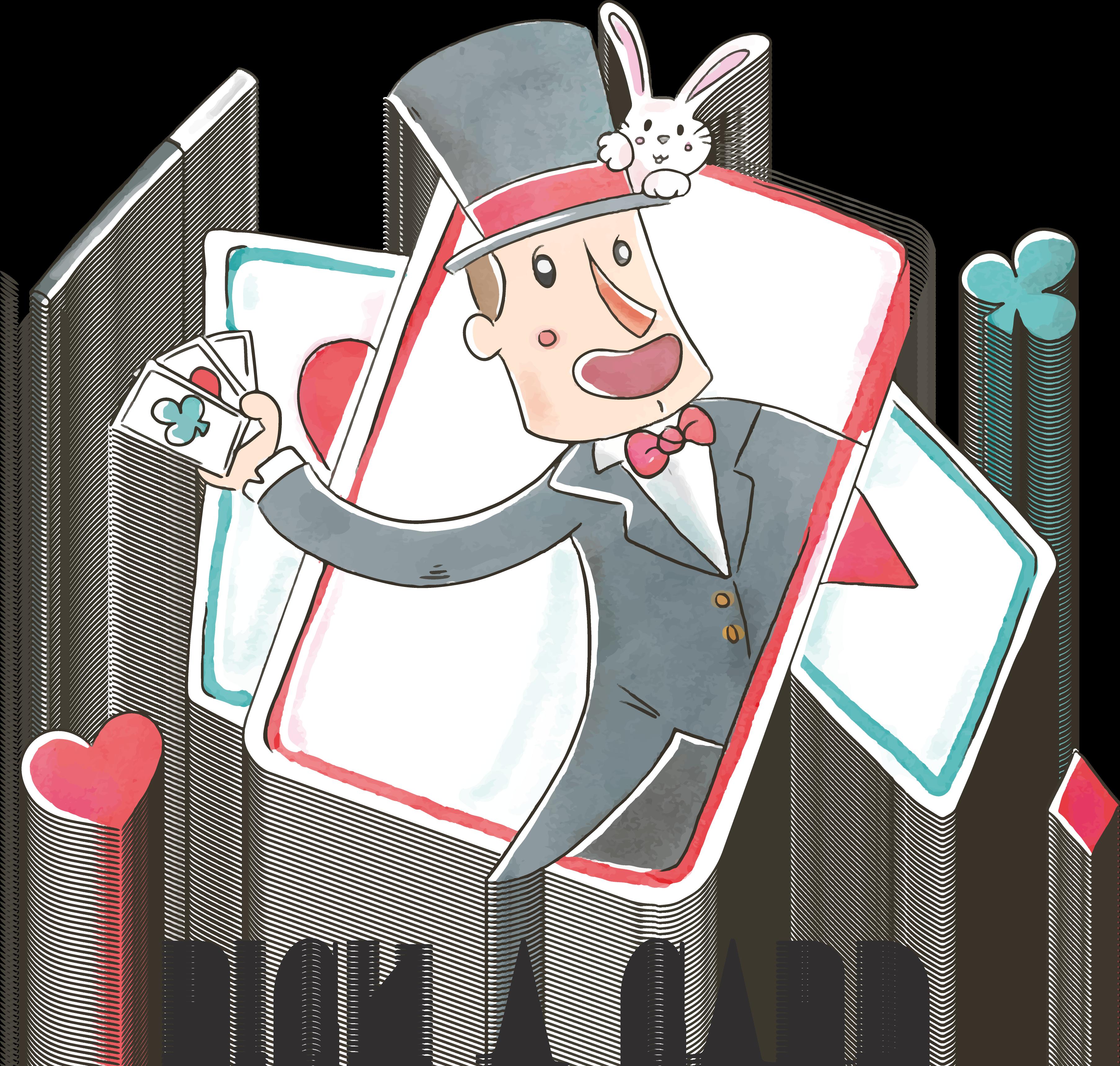 Magician clipart old magician. Circus illustration tools transprent