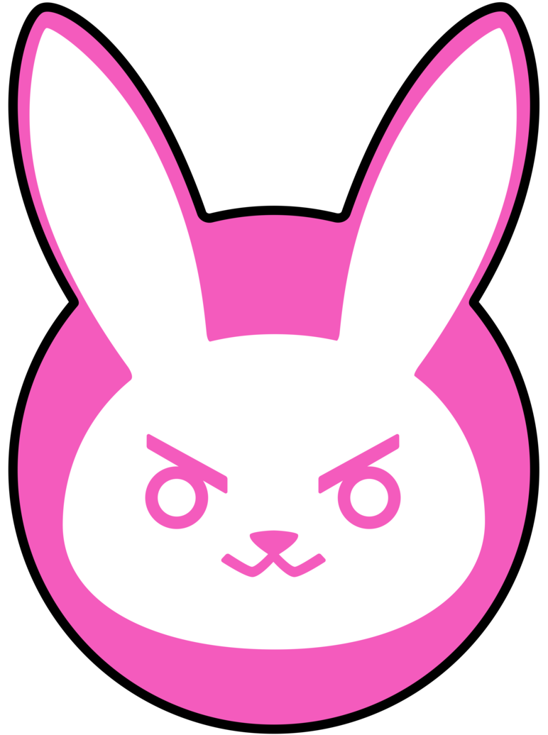 I love this d. Demon clipart rabbit skull