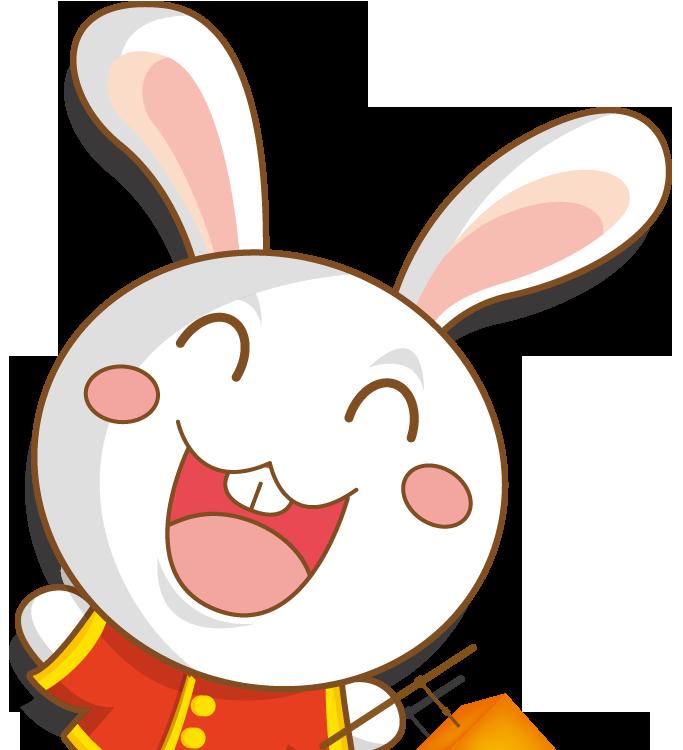 Clipart rabbit nose. Sailor moon mid autumn