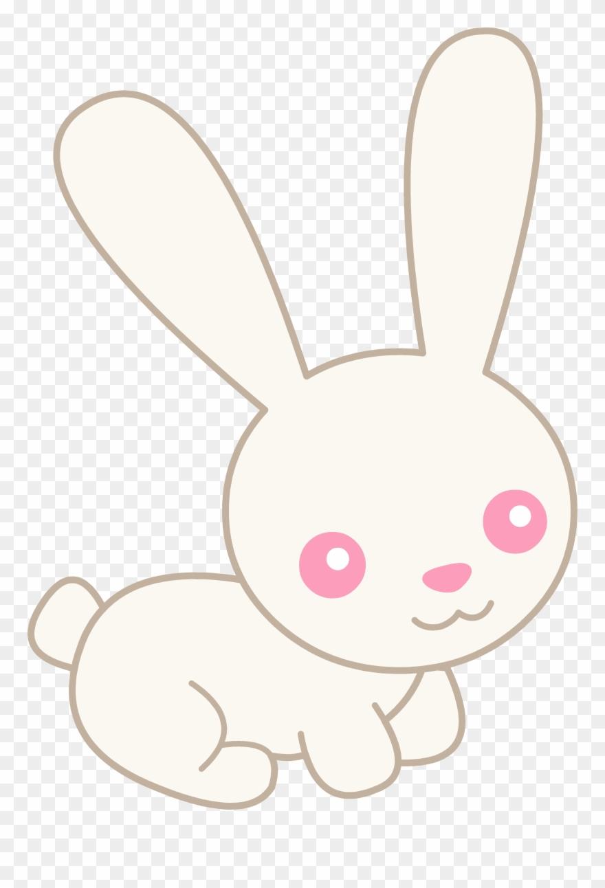 Clip art groups of. Clipart rabbit pretty