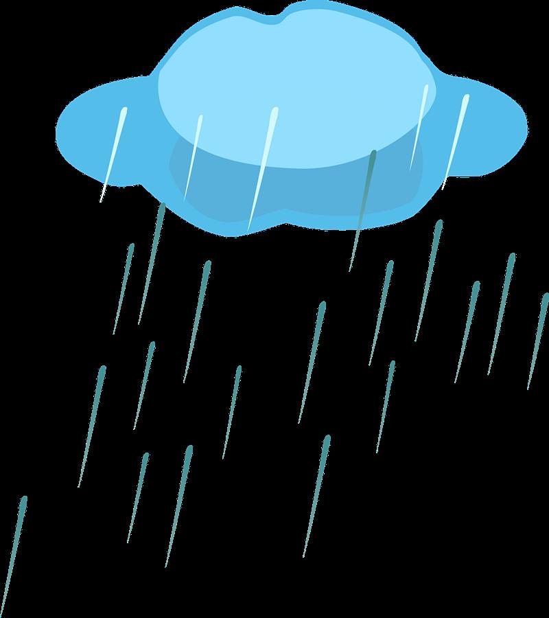 Clip art shower . Winter clipart rain