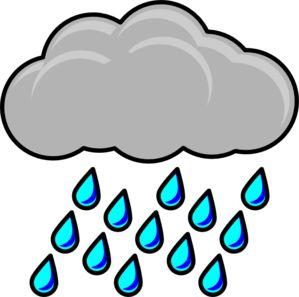 Clipart rain.  best rainy images