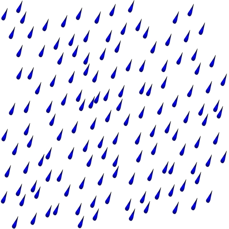 Free rain animated cliparts. Raindrop clipart rainfall