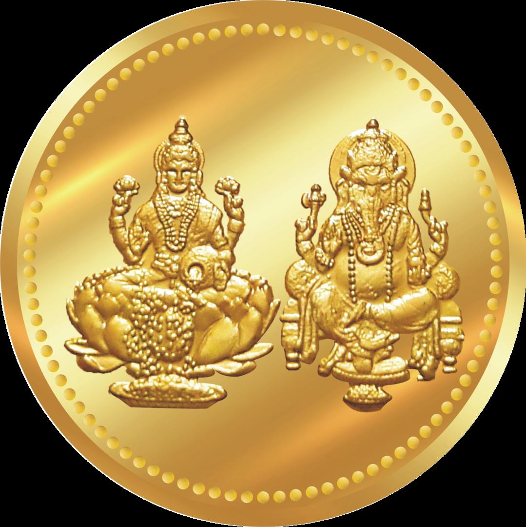 Coin clipart money australian. Download lakshmi gold transparent