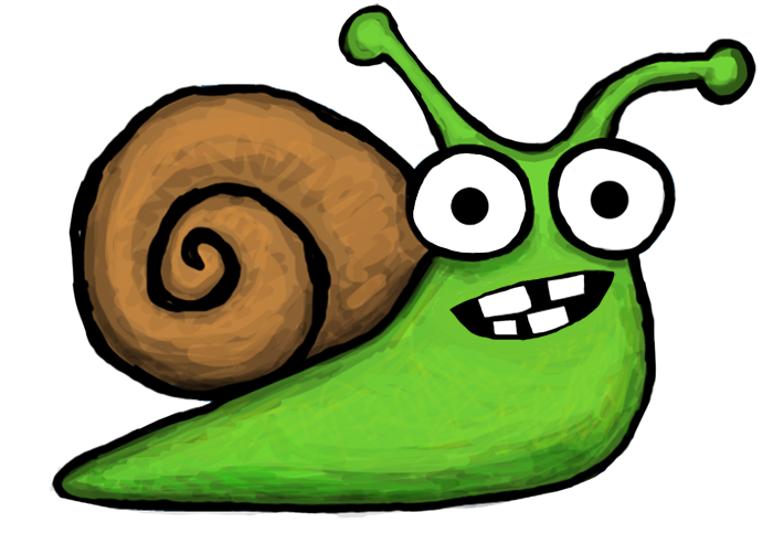 Snailio is sluggo s. Clipart rain creature