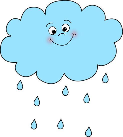 Clipart rain cute. Cloud wikiclipart