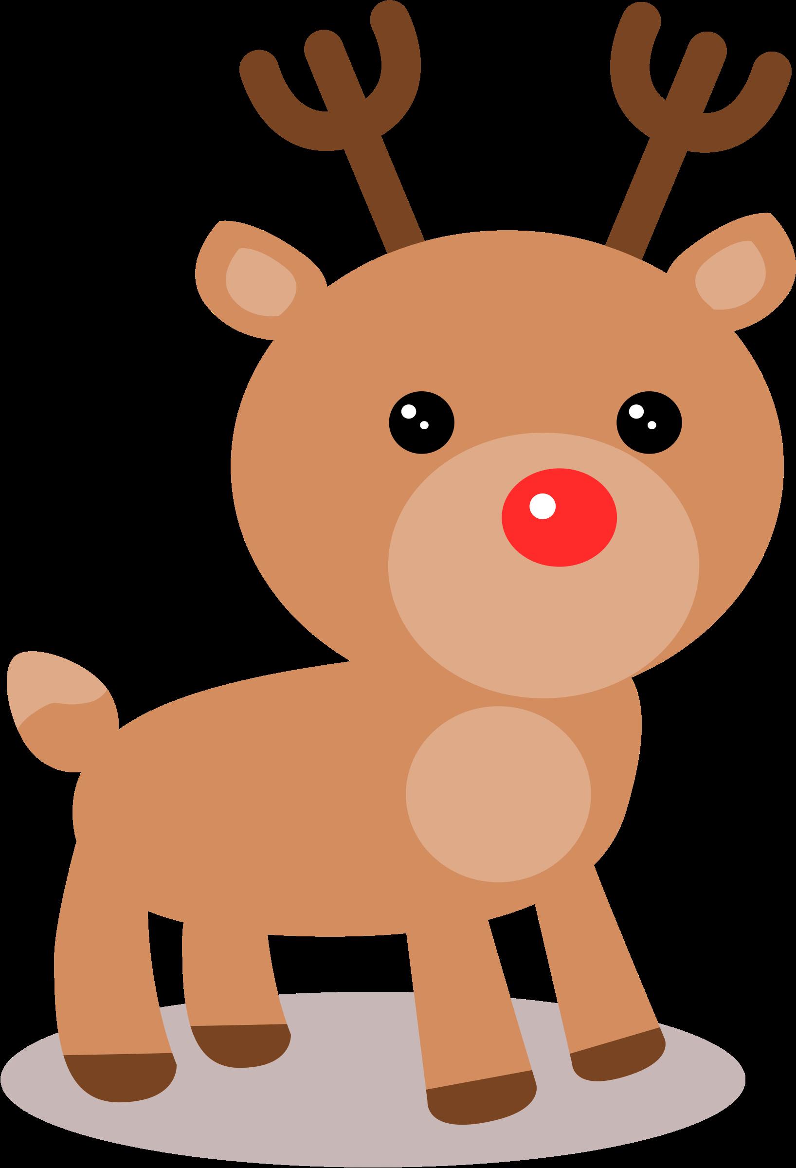 . Clipart reindeer pretty