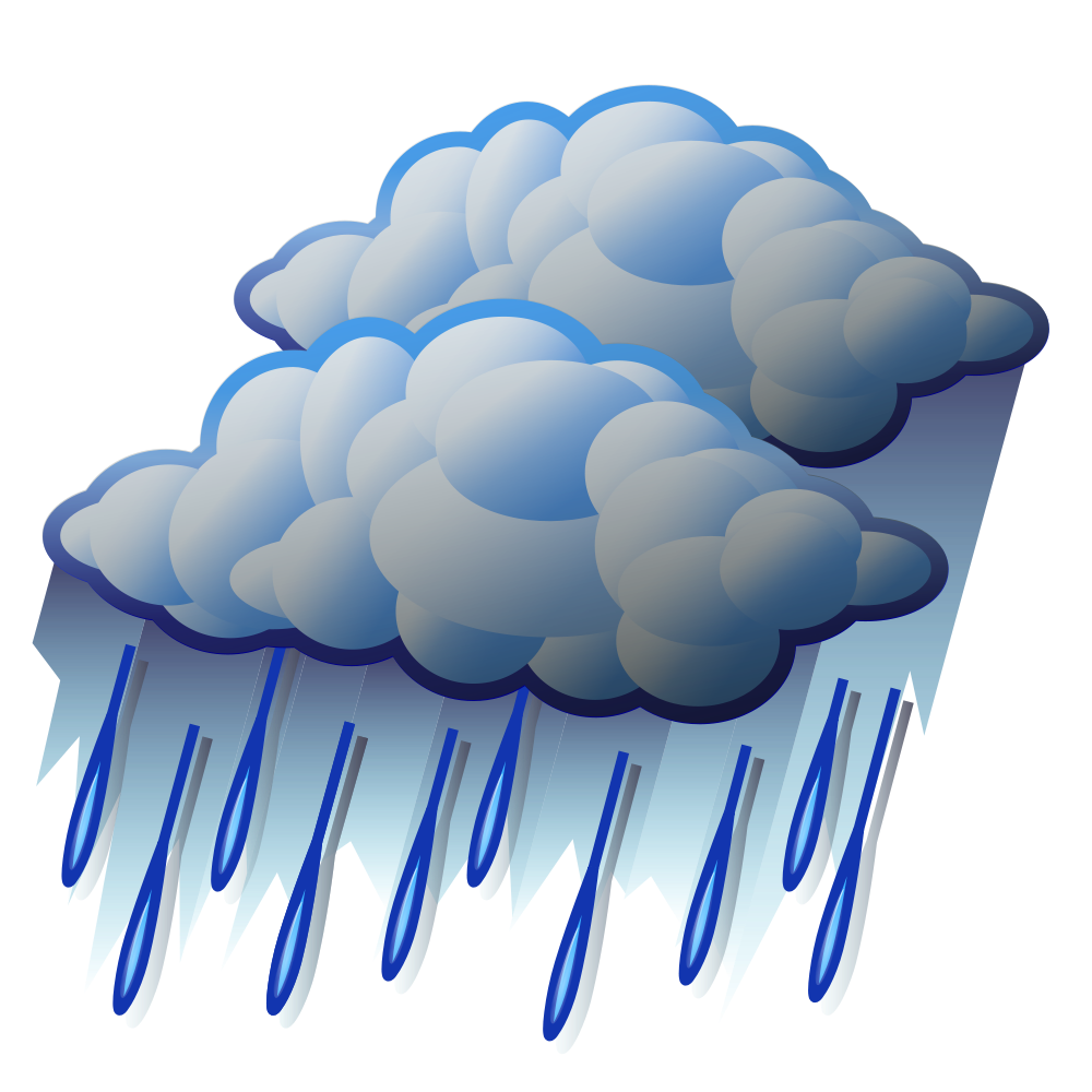 collection of torrential. Thunderstorm clipart rainstorm