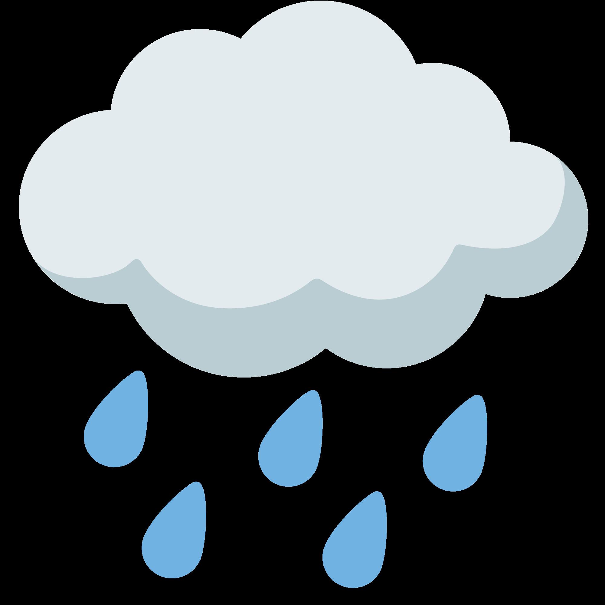 Clipart rain emoji. File u f svg