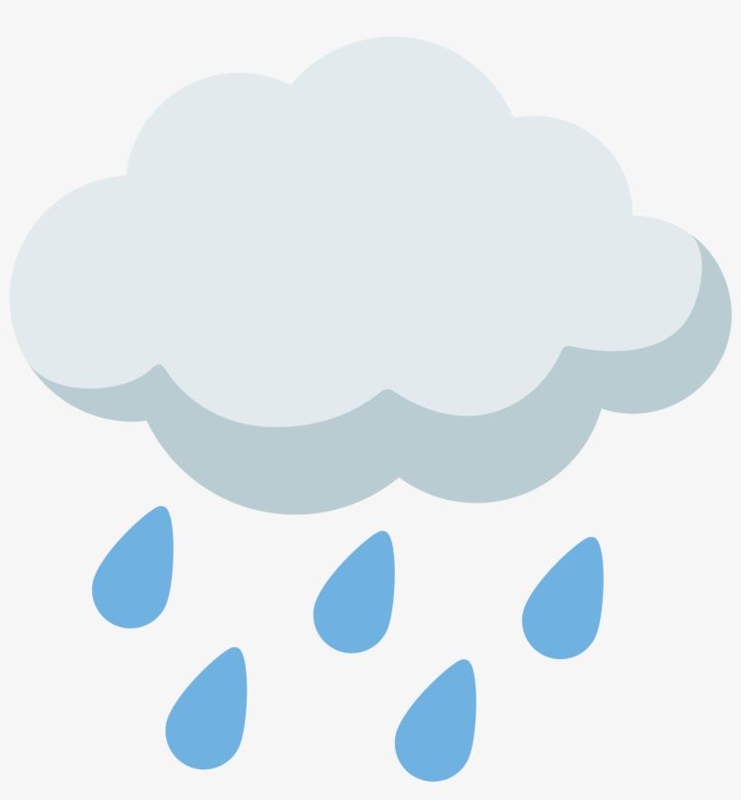 Clipart rain emoji. Png stock cloud image