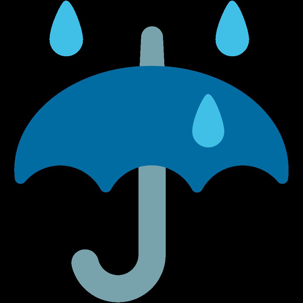 File u svg wikimedia. Clipart rain emoji
