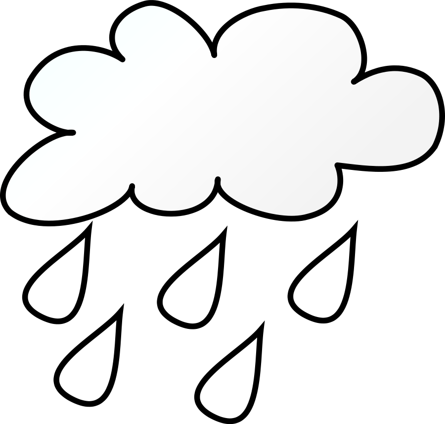 Recovery system svg vector. Clipart rain file