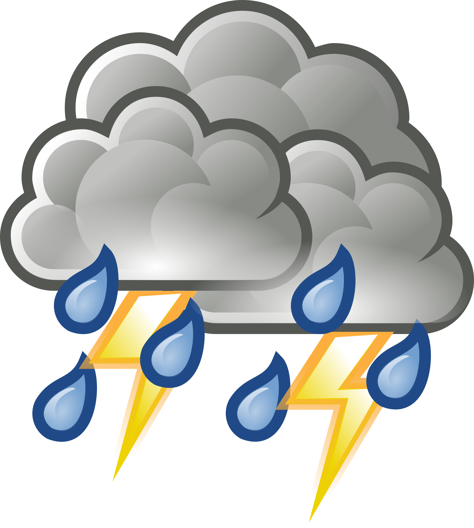 File weather rain thunderstorm. Hurricane clipart angry
