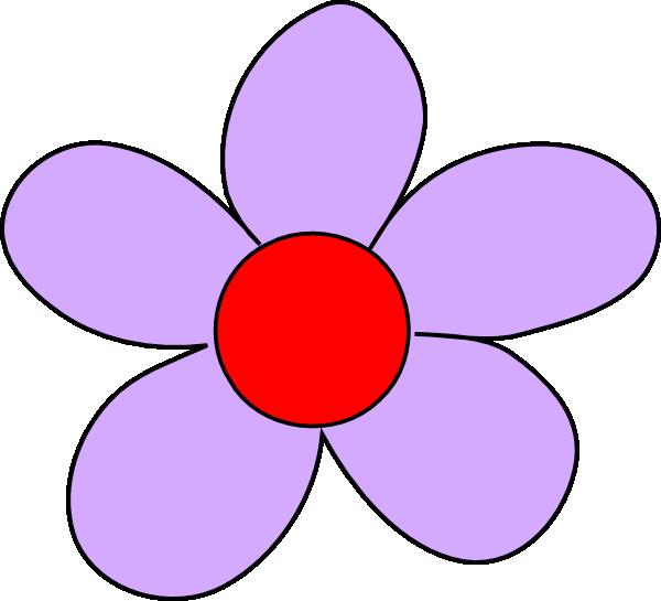 Lavender light purple flower