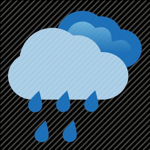 Raindrop clipart hard rain. Cloud images free download