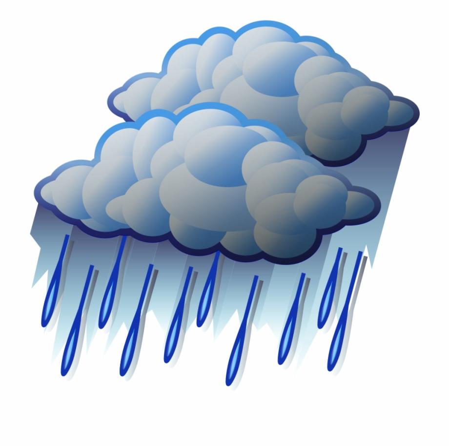 Banner royalty free stock. Raindrop clipart hard rain