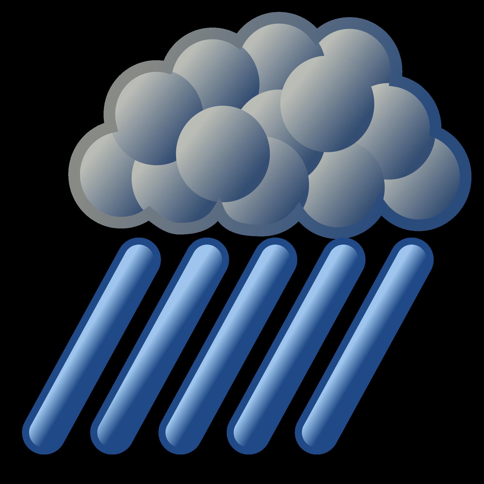 File nuvola weather svg. Clipart rain heavy rain