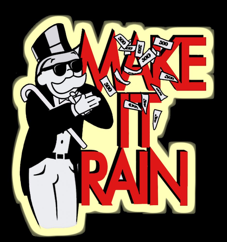 Make it with your. Clipart rain lot rain