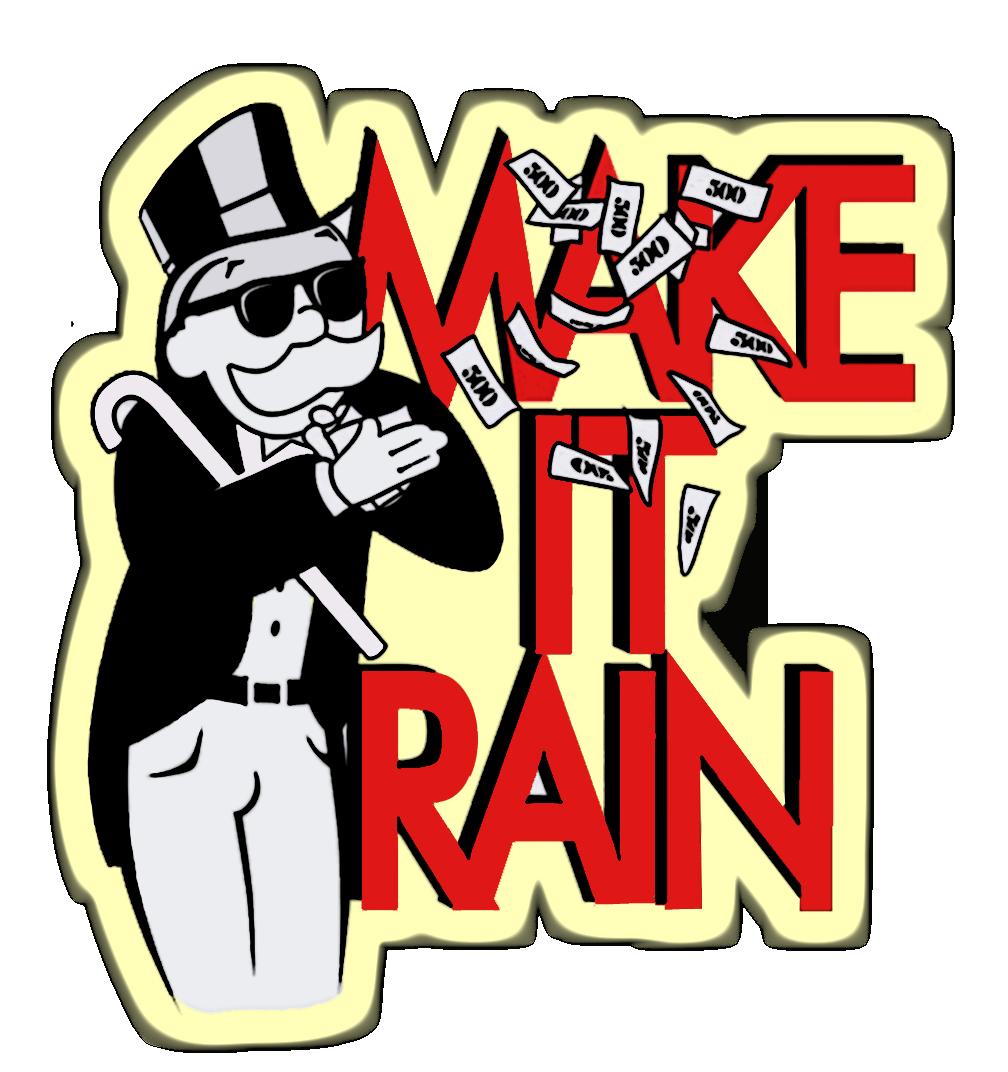 Clipart rain money. Ukota funmode howling abyss