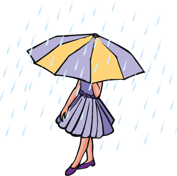 collection of day. Clipart umbrella rainy clothes